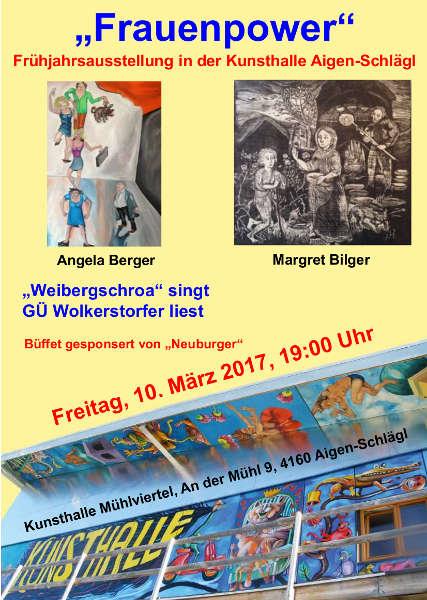 Einladung Ausstellung Frühjahr 2017 - klein