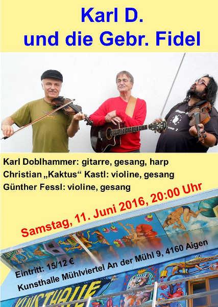 Einladung Doblhammer Karl 2016