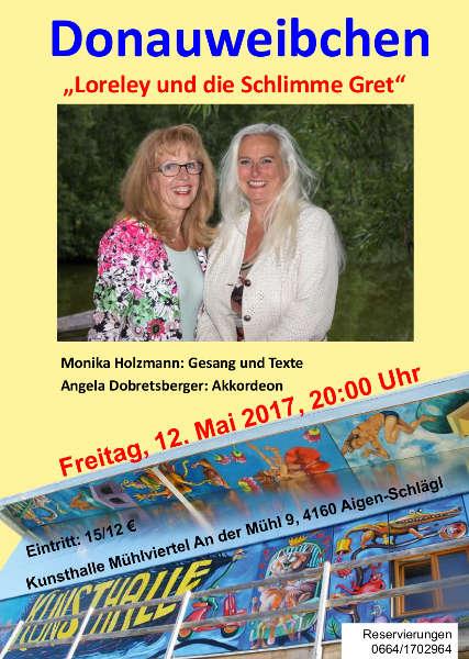 Einladung Donauweibchen 12. Mai 2017klein